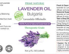 #45 untuk Design Product Label & refine existing logo: Essential Oil Bottle label oleh VrushaliSingh