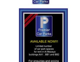 #24 for Design a Logo &  Leaflet for a car park company af tedatkinson123