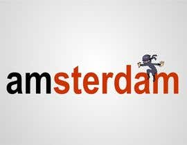 #14 untuk Design a logo for amsterdam site oleh Tarikov