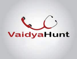 #51 for Design a Logo for VaidyaHunt af gokulhari