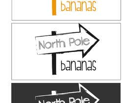 #53 for Design a Logo for a blog called North Pole Bananas af lillu13