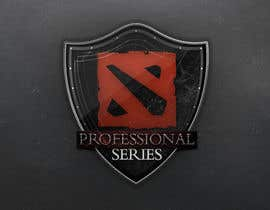 vladbacioiu tarafından Design a Banner and logo for ES1 DOTA 2 Pro Series için no 17