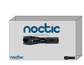 #18 para Create Print and Packaging Designs for Noctic Light (flashlight) por mukundrathi2905