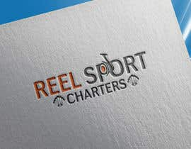 #12 para Design a Logo for Reel Sport Charters por MarinaWeb