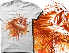 #16 for Design a T-Shirt with an Semi-Abstract Appearance of Animals/Creatures af secondsyndicate