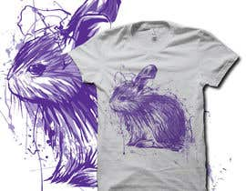 #56 for Design a T-Shirt with an Semi-Abstract Appearance of Animals/Creatures af secondsyndicate