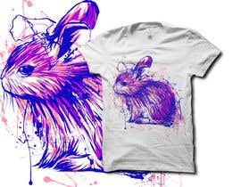 #58 for Design a T-Shirt with an Semi-Abstract Appearance of Animals/Creatures af secondsyndicate