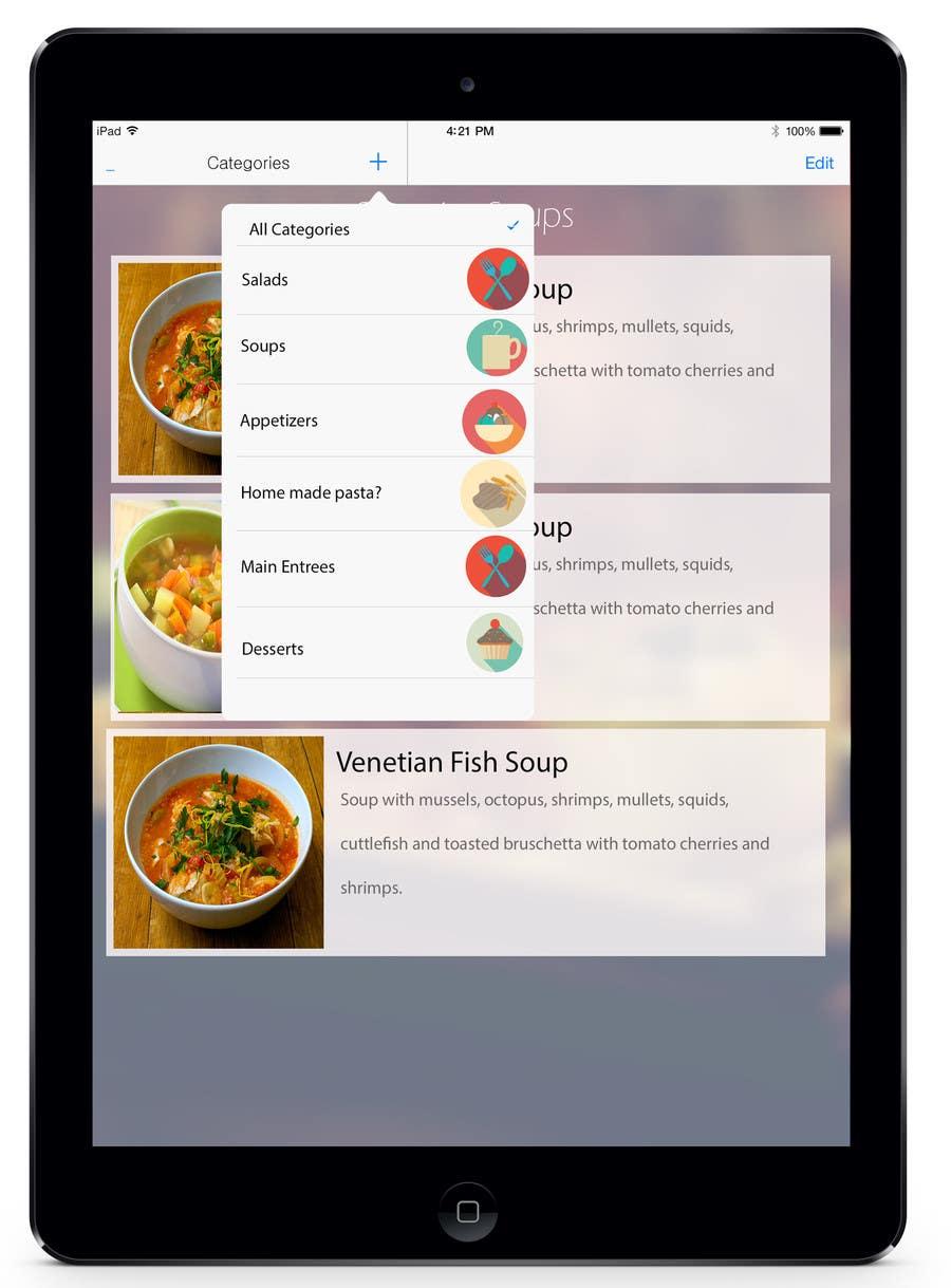 Entry by sharma gaurav for design an app mockup