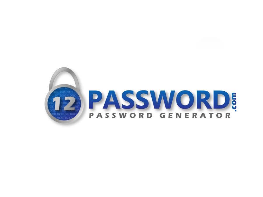 Contest Entry #85 for Design a Logo for 12password.com