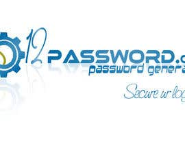 #88 para Design a Logo for 12password.com por rashfimohammad