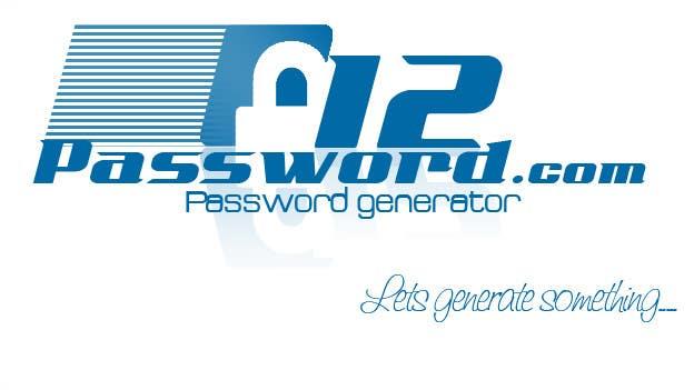 Contest Entry #92 for Design a Logo for 12password.com