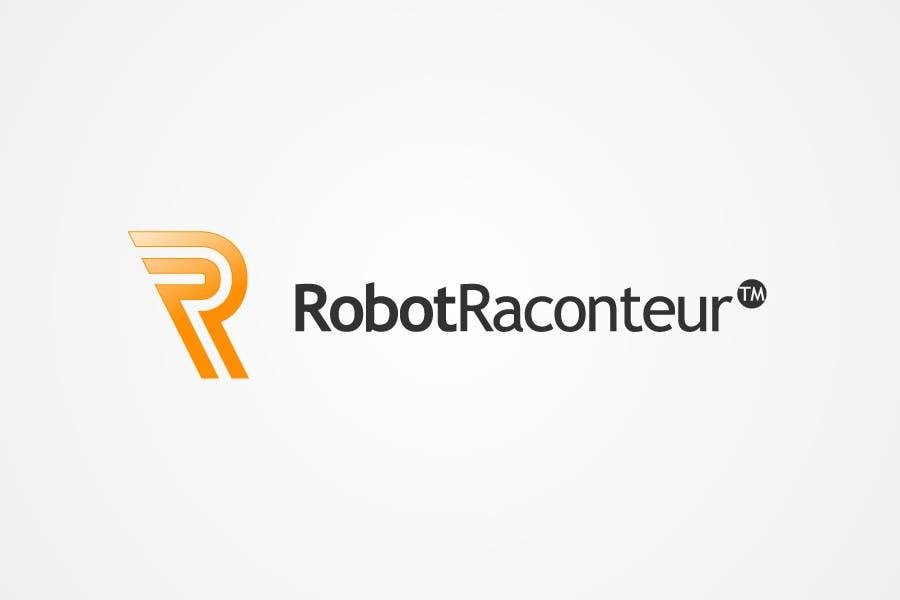 Inscrição nº 16 do Concurso para Design 3 Logos for Robot Raconteur