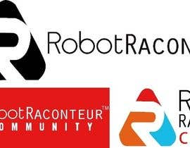 #18 cho Design 3 Logos for Robot Raconteur bởi Heatherhyde95