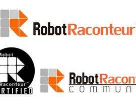 #19 for Design 3 Logos for Robot Raconteur by Heatherhyde95