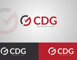 #204 untuk Logo design + identity  for CDG Consulting Firm oleh redclicks
