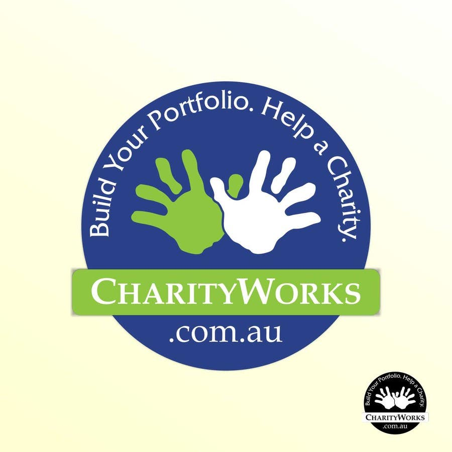 Bài tham dự cuộc thi #14 cho Design a Logo for CharityWorks.com.au