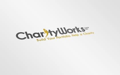 Nro 23 kilpailuun Design a Logo for CharityWorks.com.au käyttäjältä adityapathania