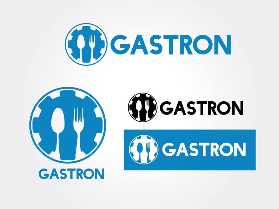 Penyertaan Peraduan #4 untuk Diseñar un logotipo for Gastron