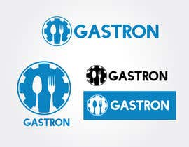 #4 for Diseñar un logotipo for Gastron by Rosach