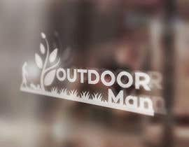 Khandesigner2007 tarafından Design a Logo for Outdoor Man Property Maintenance için no 73