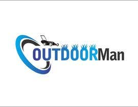 Khandesigner2007 tarafından Design a Logo for Outdoor Man Property Maintenance için no 96