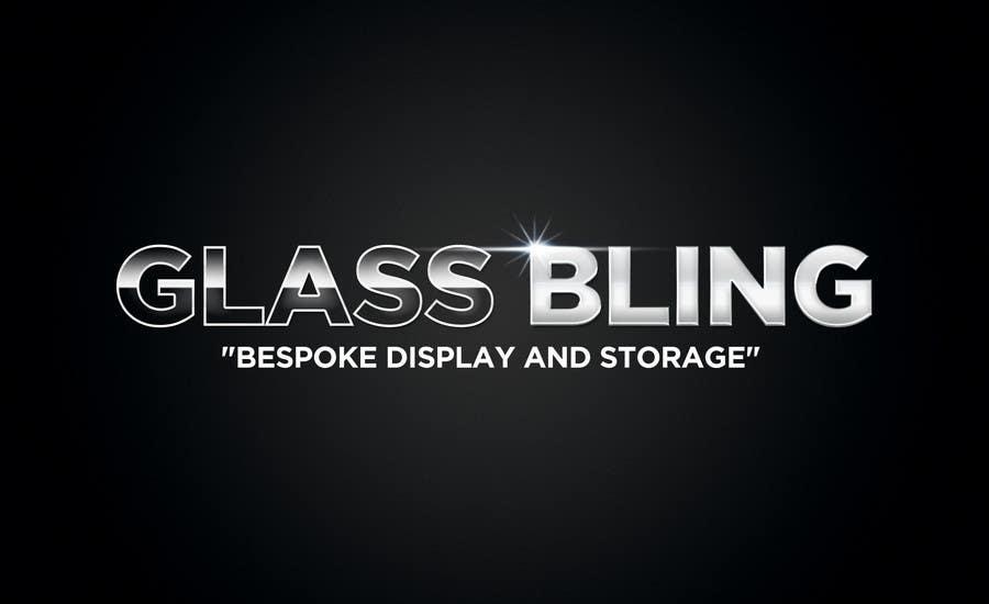 Inscrição nº                                         150                                      do Concurso para                                         Logo Design for Glass-Bling Taupo