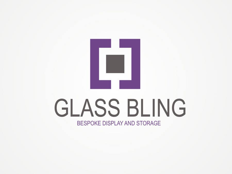 Inscrição nº                                         142                                      do Concurso para                                         Logo Design for Glass-Bling Taupo