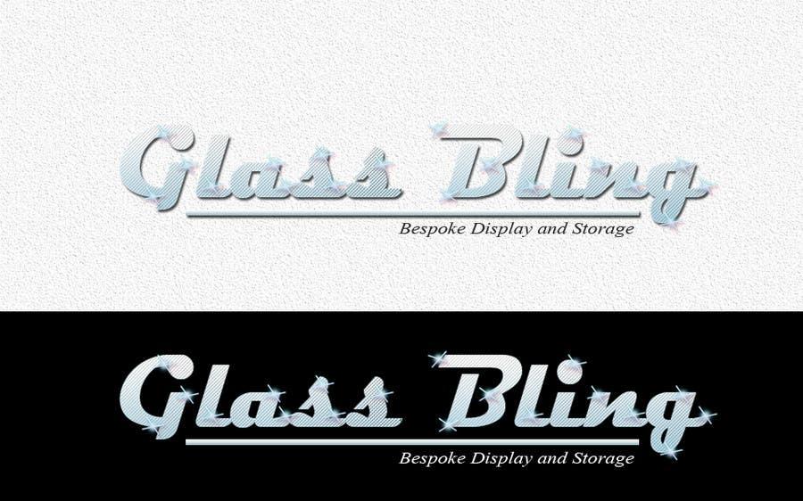 Inscrição nº                                         94                                      do Concurso para                                         Logo Design for Glass-Bling Taupo