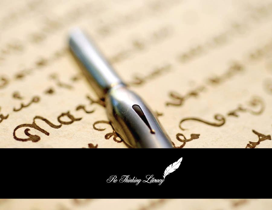 Penyertaan Peraduan #2 untuk Design a Logo for reThinking Literacy Conference