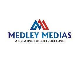 """#6 for Design a Logo for """" MEDLEY MEDIAS """" af mahinona4"""