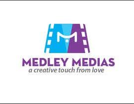 """#37 para Design a Logo for """" MEDLEY MEDIAS """" por iakabir"""
