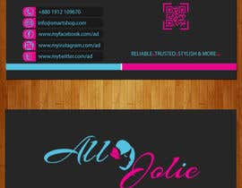 #33 for Design some Business Cards for my Hair Extension Brand af anisurrahman2014