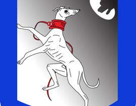 #8 untuk Design a Logo for Moonhound Security Services oleh talhafarooque