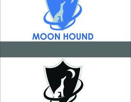 #14 untuk Design a Logo for Moonhound Security Services oleh pranjalrawat