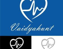 #5 untuk Design a Logo for a website - Vaidyahunt oleh ratyamtiaz
