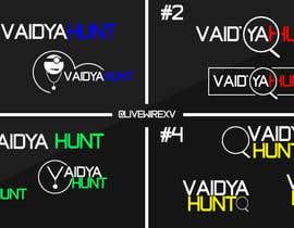 #8 for Design a Logo for a website - Vaidyahunt af LiveWiree