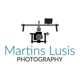 #35 for Design a Logo for Martins Lusis photography af shanzaedesigns