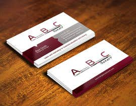 #49 for Design some Business Cards for ABC Bakery af gohardecent