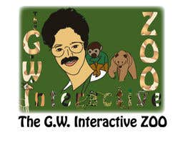 nº 22 pour Design a Logo for GW ZOO par lilybak