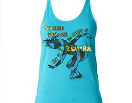 #9 cho Design a T-Shirt for my Zumba class bởi sauravarts