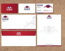 #16 for Visiting Card / Envelope design / Letterhead for EDEN by santanubera9