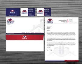 #18 for Visiting Card / Envelope design / Letterhead for EDEN by santanubera9
