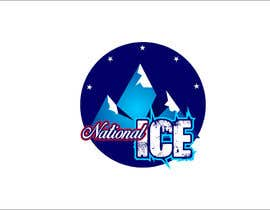 #61 para National Ice Logo por FERNANDOX1977