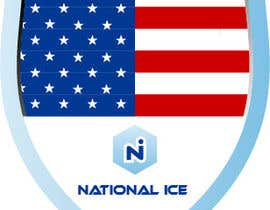 #57 para National Ice Logo por saonmahmud2