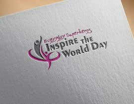 #29 untuk Design a Logo for Inspire the World Day - Everyday Superheros oleh artiomrevenco