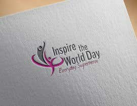 #46 untuk Design a Logo for Inspire the World Day - Everyday Superheros oleh artiomrevenco