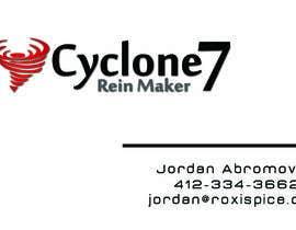#1 cho Design some Business Cards for Cyclone 7 bởi kay2krafts