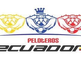 #39 for Diseñar un logotipo para peloteros ecuador by ABMCREANDO