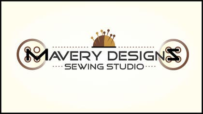 #66 for Design a Logo for M Avery Designs Sewing Studio af petariliev