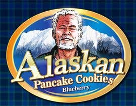 #19 for Design a Logo for Alaskan Pancake Cookies by drilemos